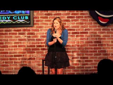 Jennifer Hall Stand Up