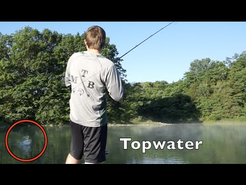 Bass Fishing | High Pressure Conditions