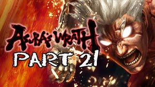 Asura's Wrath Gameplay Walkthrough - Part 21 [Episode 18] The Breaking Point Let's Play
