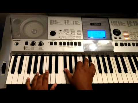 How to play Better by Hezekiah Walker on piano
