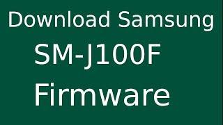 Sm J100F