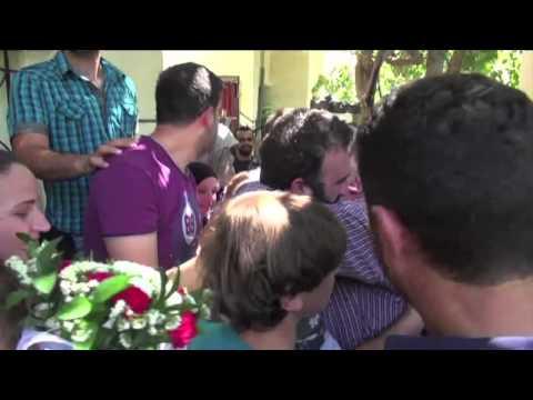 HOT!! Syria jihadists free 4 Lebanese soldiers   /New York Times