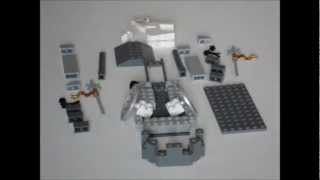 Let's Build: Lego Carriage In Stop Motion