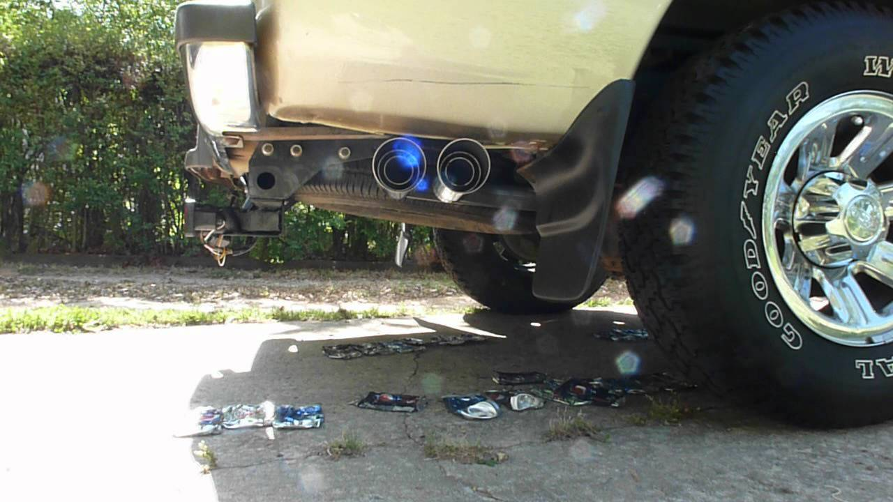 Ford Explorer Cat Back Exhaust