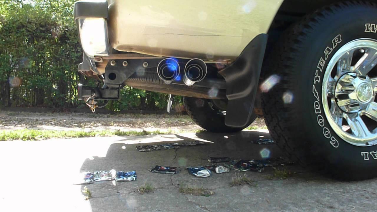 ford ranger 3 0l v6 gibson cat back