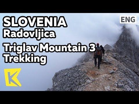 【K】Slovenia Travel-Radovljica[슬로베니아 여행-라도블리차]트리글라브 산 3/Triglav/Mountain/Trekking/Observatory