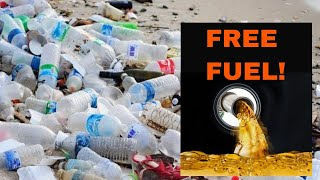 Make your own Free Diesel from Waste Plastic!  PART 1