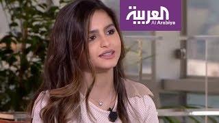 حلا الترك تقدم أغنيتها الجديدة في صباح العربية