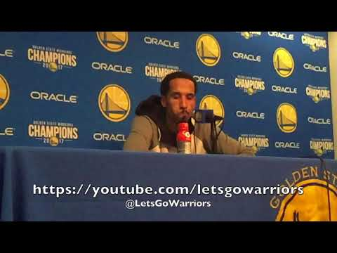 SHAUN LIVINGSTON, GSW (11-3) postgame vs Magic: playmaking with Steph Curry out, on being ready