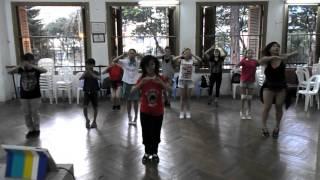 Get ugly- dance cover by Nhân's class- CVHLĐ Q1