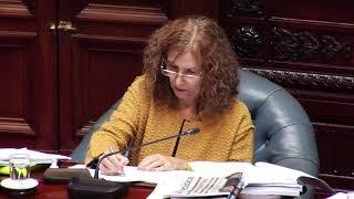 Senador nacionalista Javier García criticó al FA y varios aspectos de la nueva Ley Orgánica Militar