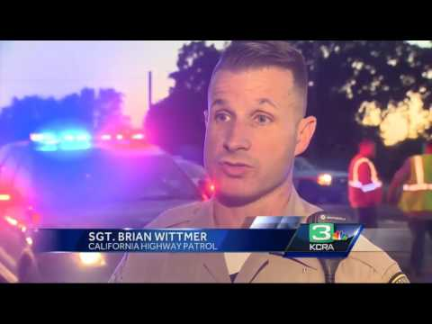 2 killed in possible DUI crash on Hwy. 99 in Yolo County