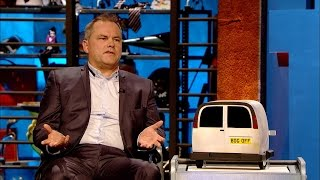 Jack Dee on White Van Drivers - Room 101: Series 4 Episode 2 Preview - BBC One