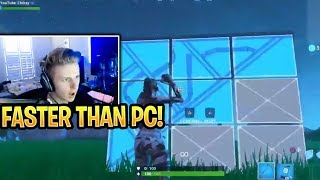 Meet Chikzy The FASTEST EDITOR on Console Fortnite