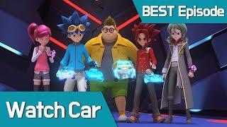Power Battle Watch Car S2 Best Episode  16 (English Ver)