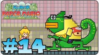 Super Paper Mario Walkthrough Part Chapter
