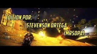 MOTORSTORM APOCALYPSE : ULTIMATE DESTRUCTION Montage