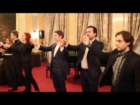 Оперный вечер в Посольстве Италии 29.02.2016