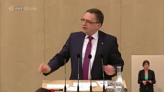 Nationalratssitzung vom 22. März 2017 | ORF3