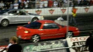 Asüna 93 4cyl 1.8L Vs Oldmobile Alero V6 3.4L