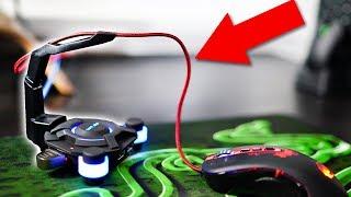 Игровой держатель для мыши