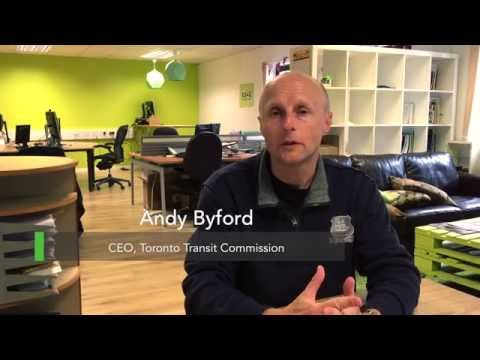 Andy Byford on Plymouth Airport