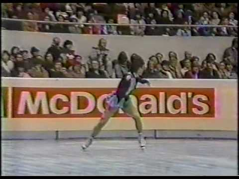 Kira Ivanova (URS) - 1985 World Figure Skating Championships, Ladies' Long Program