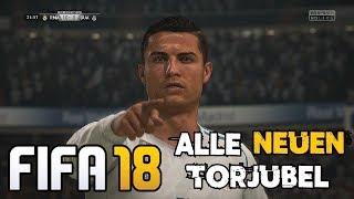 ALLE NEUEN FIFA 18 TORJUBEL!! PLAYSTATION & XBOX TUTORIAL 🔥🔥