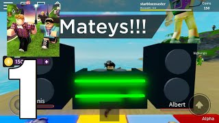 ROBLOX - Gameplay Walkthrough Part 1 - Time Travel Adventures (IOS, Android)
