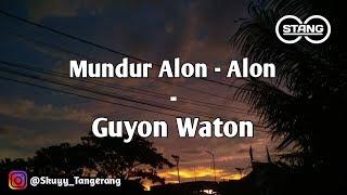 Mundur Alon Alon - guyon Waton | #006