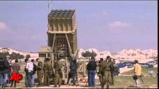 Israeli Military Deploys New Defense System