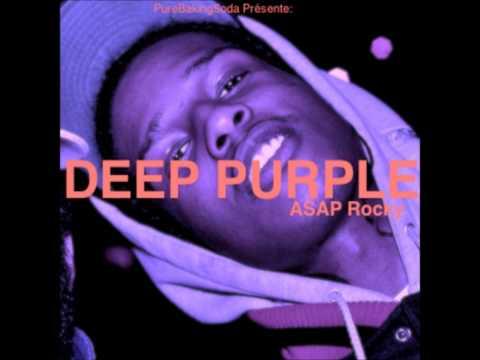 ASAP ROCKY - Deep Purple [FULL ALBUM] HD