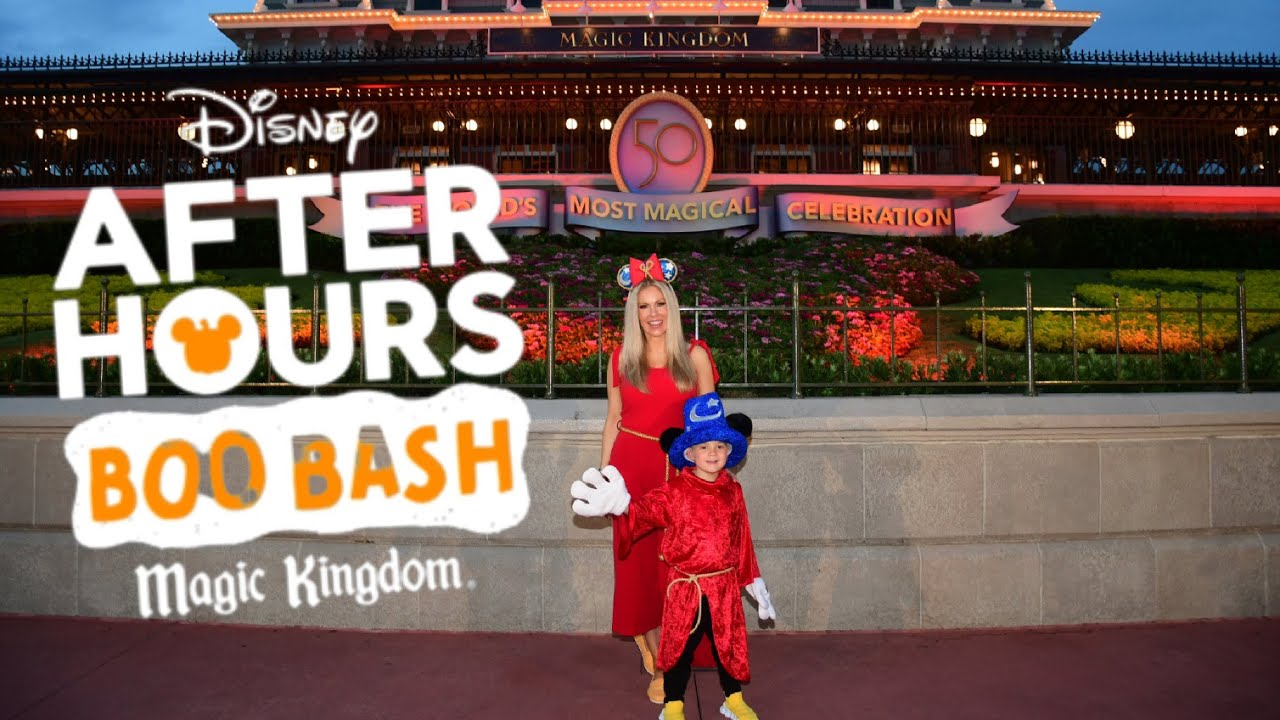 Disney After Hours Boo Bash | Our Review and Is It Worth It?