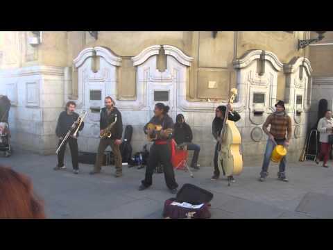 Street Music in Sevilla 2013