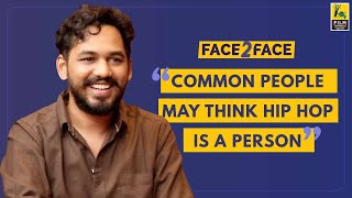 Hiphop Tamizha Adhi Interview With Vishal Menon | Face 2 Face