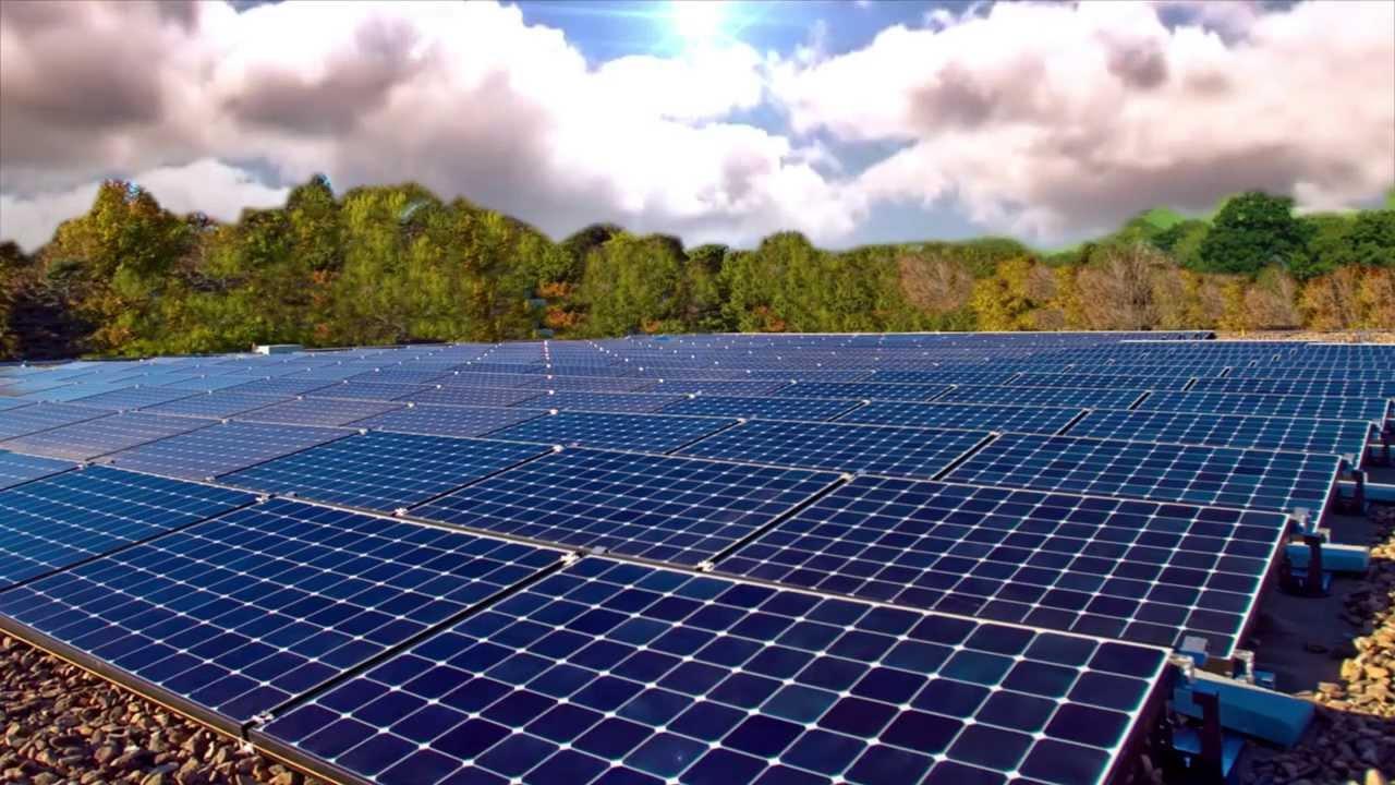 Solar Parks The Right Time Solarcentury Youtube