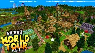 Download lagu My Minecraft Survival World Tour Ep 250 Part 1 Download MP3