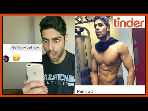 Tinder sexuality
