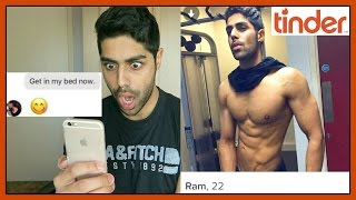 Picking Up Girls On Tinder With Aesthetics - GONE SEXUAL!!