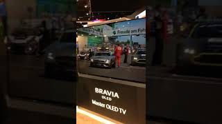 Cedia 2017 New Sony TV & Projector