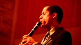 Studies on Flight for Clarinet Alone, Russell Riepe
