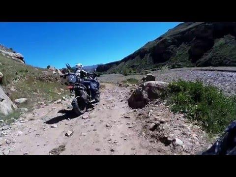 Lesotho Motorbike trip March 2016