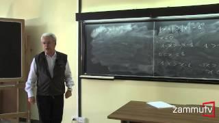 Corso zero di matematica (lezione 12) - Equazioni e disequazioni con valori assoluti