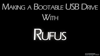 Gambar cover How To - Use Rufus to Create Bootable Installation Media From an ISO File