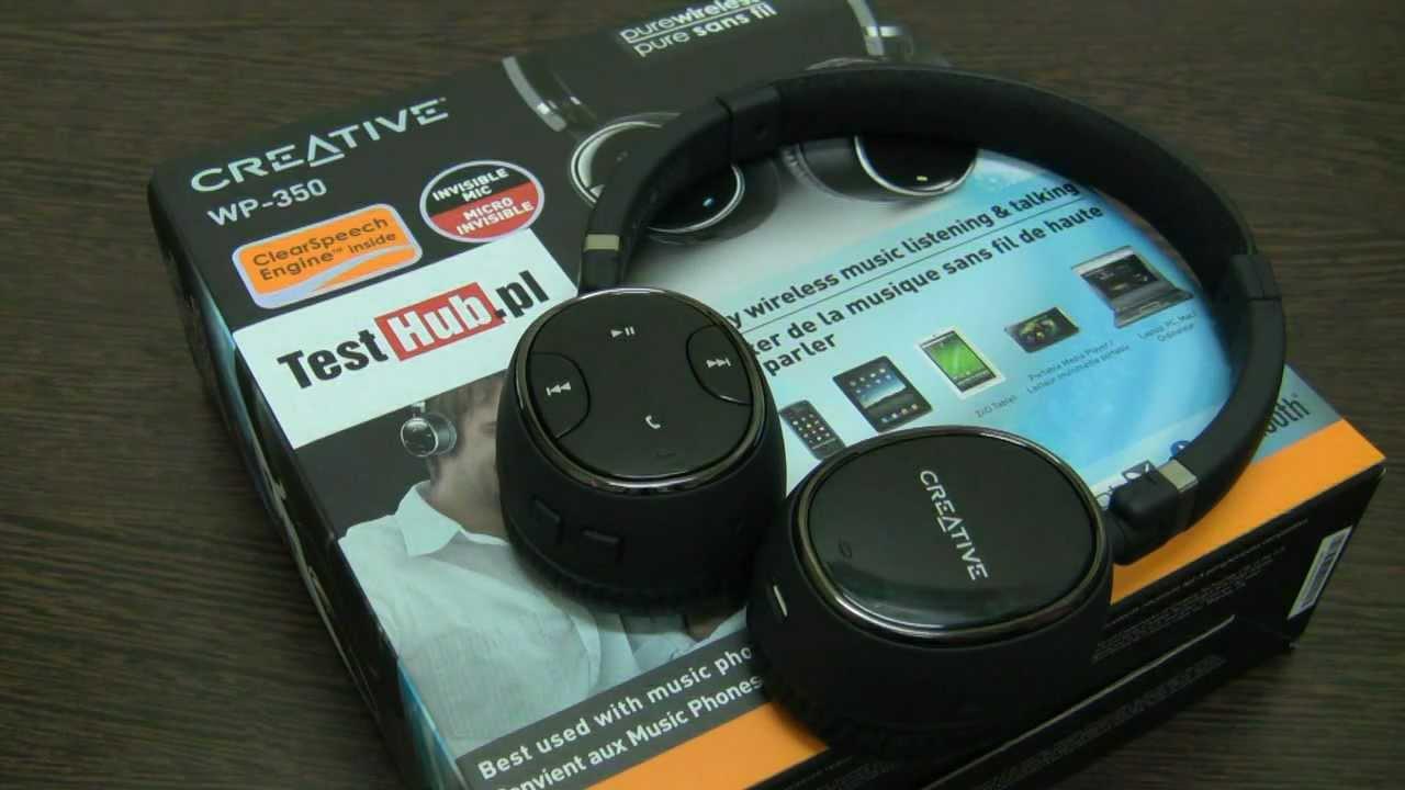 47382cd70f1 Creative WP-350 recenzja, prezentacja, test, opinia, review. - YouTube