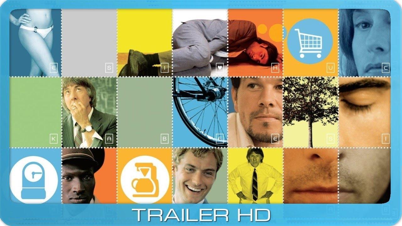 I ❤ Huckabees ≣ 2004 ≣ Trailer ≣ German   Deutsch