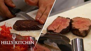 Two Chefs Trick Chef Scott | Hell's Kitchen