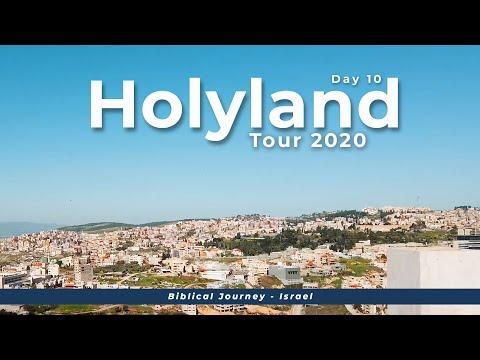 Holyland Tour 2020 Day 10 - Israel - Yoanes Kristianus
