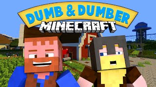 Dumb and Dumber Minecraft ★ UNDER THE DOME (2)