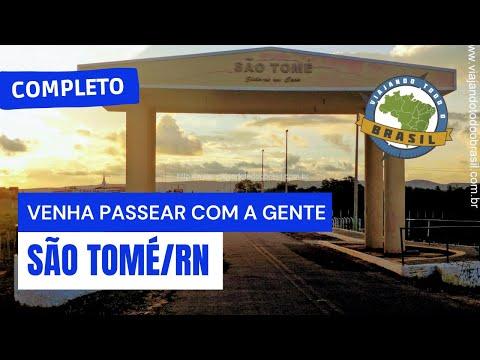 Viajando Todo o Brasil - São Tomé/RN - Especial